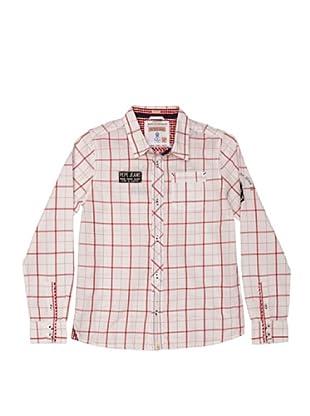 Pepe Jeans London Camisa Gene (Rojo)