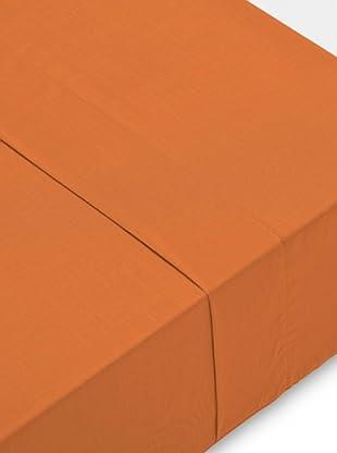 Abecé Sábana encimera Lisa (Naranja)