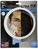 Zadro 5X - 1X Adjustable Ultra Fogless Shower Mirror