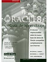 Oracle8I Guia De Aprendizaje