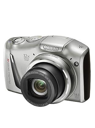 Canon PowerShot SX150IS Cámara digital (Plata)