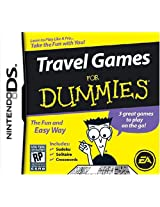 Travel Games for Dummies - Nintendo DS
