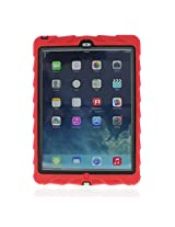 Gumdrop Cases Drop Tech Rugged Case for Apple iPad Air (Red)