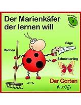 Wörterbuch Für Kinder: Der Garten (Lesen Lernen 3) (German Edition)