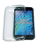 ncase Back Cover for Samsung Galaxy J1 (Transparent)