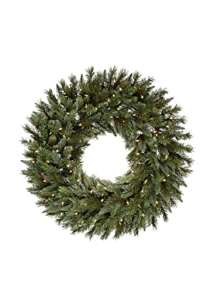 Pre-Lit Tannenbaum Wreath