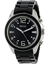 "Breda Women's 1631-black ""Holly"" Two-Tone Boyfriend Watch"