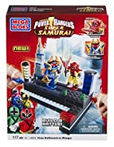 Mega Bloks Mini Megazord Battle Assortment, Multi Color