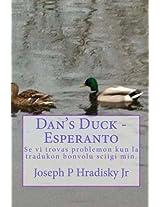 Dan's Duck Esperanto