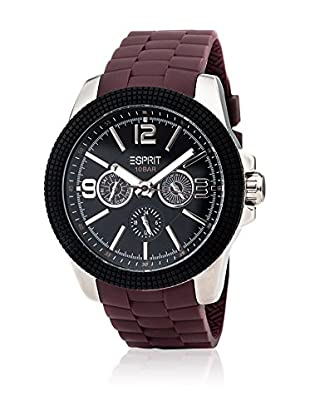 Esprit Reloj de cuarzo Man Clash Brown 45 mm