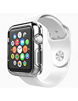 Poetic Clarity Series Case for Apple Watch 42mm Crystal Clear