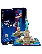 Frank 3D Puzzle Cubic Fun Statue of Liberty