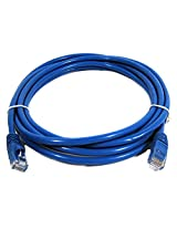 CAT5 crossover ethernet network RJ45 UTP Cable, For Gaming, PC to PC etc. (5 meters)