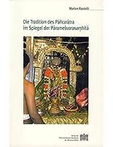 Die Tradition Des Pancaratra Im Spiegel Der Paramesvarasamhita (Sitzungsberichte Der Phil.-Hist. Klasse)