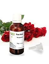 Allin Exporters Rose Attar - 100% Pure , Natural & Undiluted - 30 ML