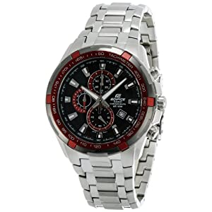 Casio Edifice Chronograph Multi-Color Dial Men's Watch - EF-539D-1A4VDF (ED463)
