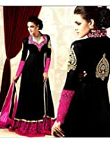 Ethnic Fire Women's Designer Anarkali Suit 24196