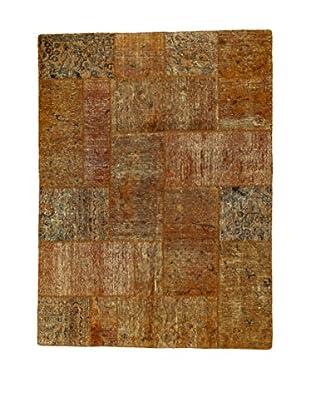 Eden Teppich Pacthwork mehrfarbig 149 x 201 cm