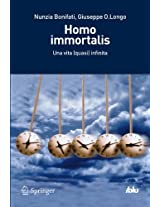 Homo immortalis: Una vita (quasi) infinita (I blu)