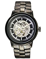 Kenneth Cole Black Dial Analogue Cole Mens Watch - IKC3981