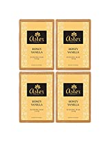 Aster Luxury Honey Vanilla Bathing Bar 125g - Pack of 4