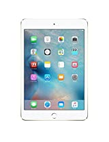 Apple iPad Mini 4 Tablet (7.9 inch, 16GB, Wi-Fi Only),Gold