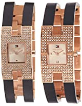 Tommy Hilfiger Analog Pink Dial Women's Watch - TH1781489J