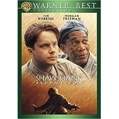 DVD:「ショーシャンクの空に」