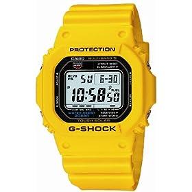 CASIO (カシオ) 腕時計 G-SHOCK タフソーラー 電波時計 マルチバンド5 GW-M5600A-9JF