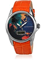 Orange Analog Watch Giordano