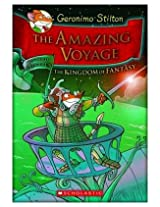 Scholastic - The Amazing Voyage Book