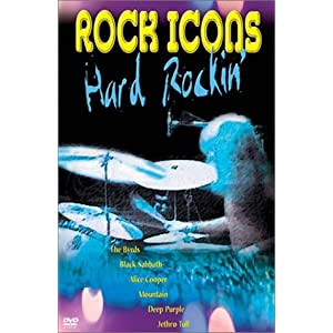 Rock Icons Hard Rockin'