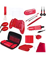 DreamGear Nintendo 3DS 20-In-1 Essentials (Red)