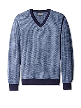 Pendleton Men's Merino Herringbone Sweater