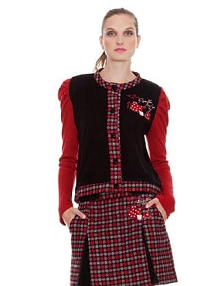 Rosalita Mc Gee Chaqueta Meadow (Rojo)