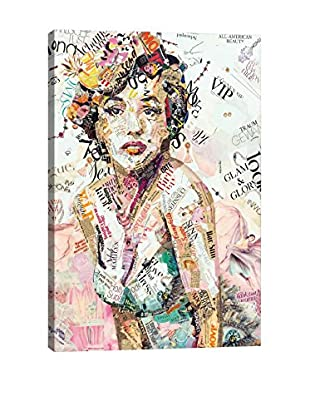 Ines Kouidis 14 Glam Glory Giclée on Canvas