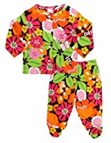 Carters Top And Bottom Set - Multi Coloured (3 - 9 Months)