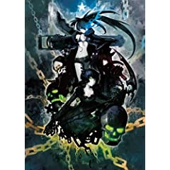 BLACKROCK SHOOTER Blu-rayDVDZbg BRSZbgt (Y)