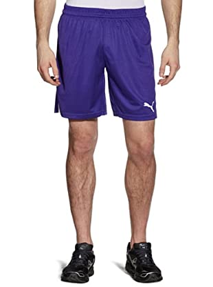 Puma Shorts Team (team violet-white)