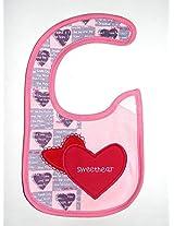 Carter's Sweet heart Baby Bib (Unisex)