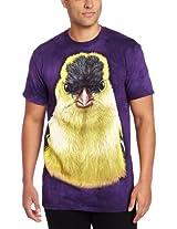 The Mountain Men's Goldfinch T-Shirt, Purple, Small