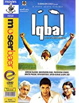 Iqbal: A Story above Cricket (DVD) - Nagesh Kukunoor - Moser Baer Entertainment Ltd.(2010)