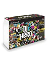 DJ Hero - Includes Turntable Controller (PS2)