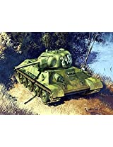 "1/35 T-34/76 Mod. 1942 ""Formochka"" ~ Smart Kit"
