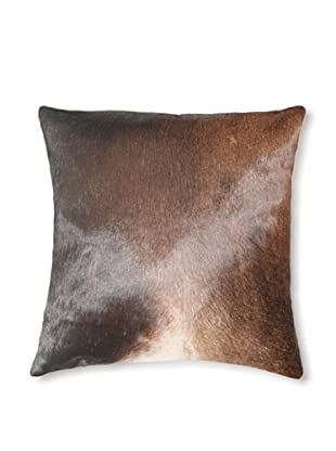 Natural Torino Cowhide Pillow (Normand)