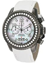 Vip Time Italy Women's VP8003GS Magnum Lady Sporty Chronograph Watch