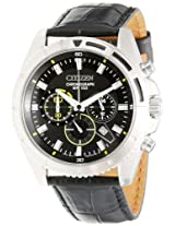 Citizen Analog Black Dial Men's Watch - AN8015-01E