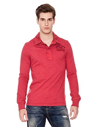 Tommy Hilfiger Polo Gerald Rugby (Rojo)