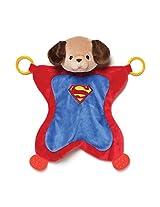 Gund Baby Dc Comics Griffin as Superman Activity Baby Blanket