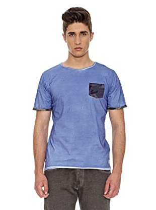 Carrera Jeans Camiseta Lavado (Azulón)